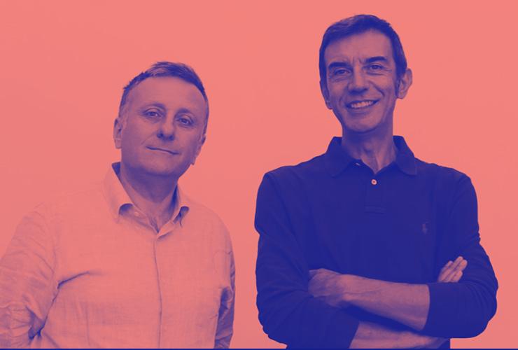 Davide dal Maso & Claudio Calvaresi